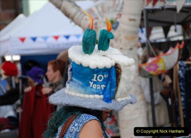 2019-09-07 Bridport Hat Festival. (187) 187