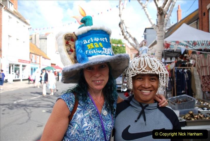 2019-09-07 Bridport Hat Festival. (188) 188