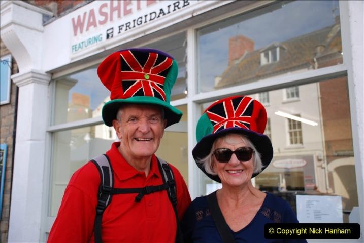 2019-09-07 Bridport Hat Festival. (190) 190