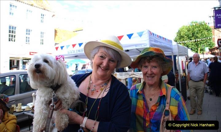 2019-09-07 Bridport Hat Festival. (191) 191