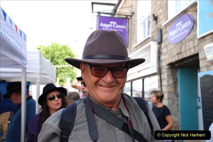 2019-09-07 Bridport Hat Festival. (193) 193