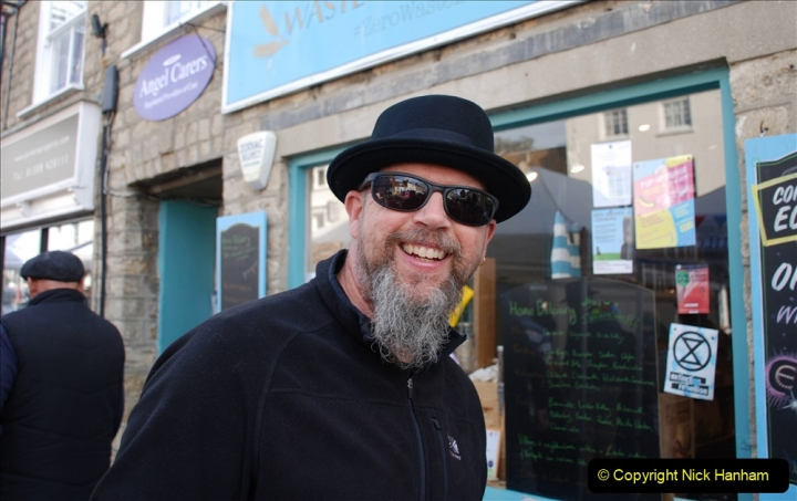 2019-09-07 Bridport Hat Festival. (194) 194