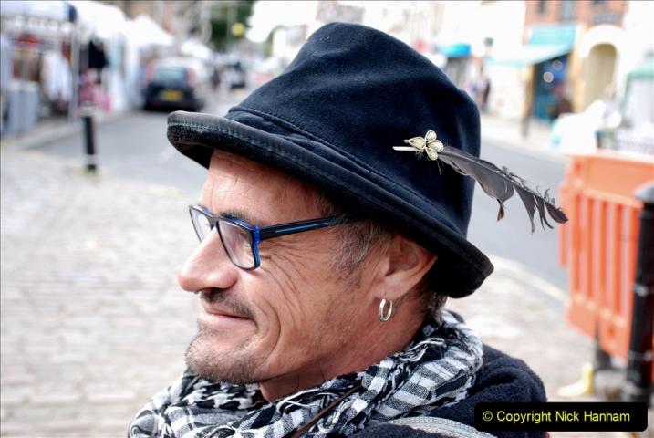 2019-09-07 Bridport Hat Festival. (20) 020