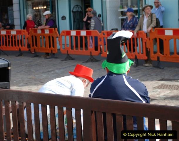 2019-09-07 Bridport Hat Festival. (201) 201