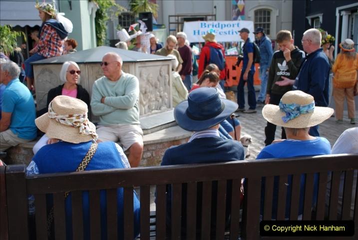 2019-09-07 Bridport Hat Festival. (202) 202