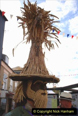 2019-09-07 Bridport Hat Festival. (204) 204