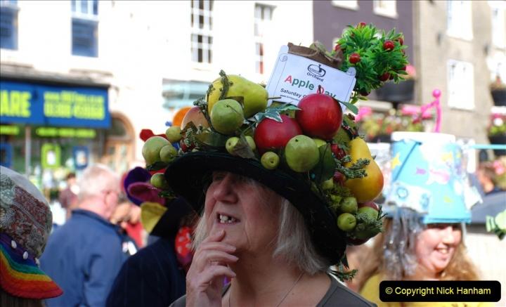 2019-09-07 Bridport Hat Festival. (206) 206