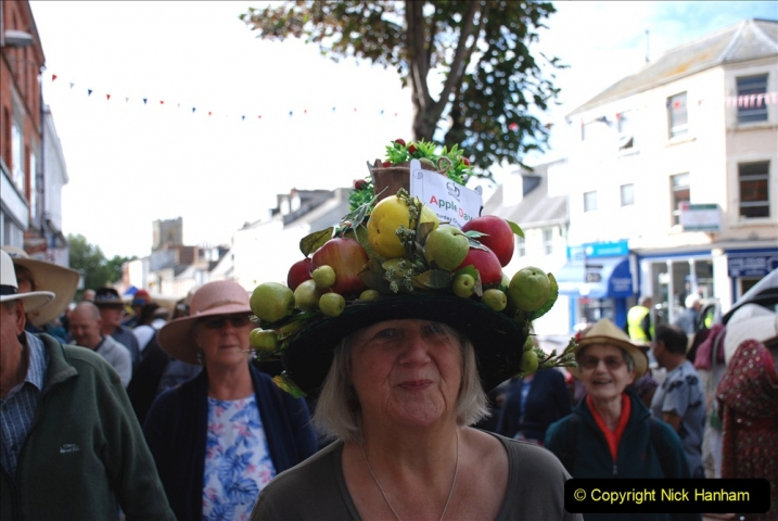 2019-09-07 Bridport Hat Festival. (207) 207
