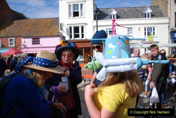 2019-09-07 Bridport Hat Festival. (213) 213