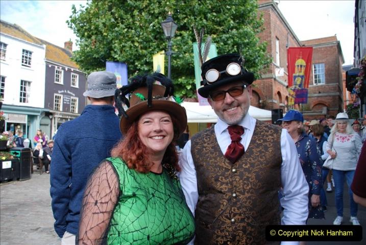 2019-09-07 Bridport Hat Festival. (214) 214