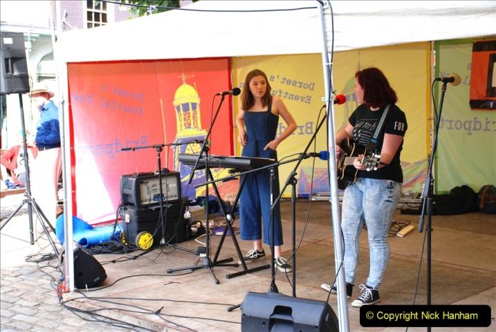 2019-09-07 Bridport Hat Festival. (218) 218