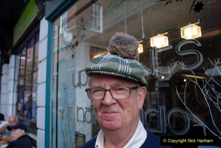 2019-09-07 Bridport Hat Festival. (221) 221
