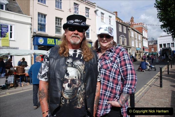 2019-09-07 Bridport Hat Festival. (223) 223