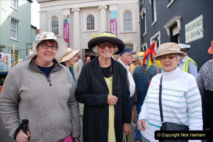 2019-09-07 Bridport Hat Festival. (224) 224