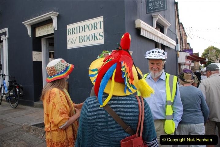 2019-09-07 Bridport Hat Festival. (225) 225