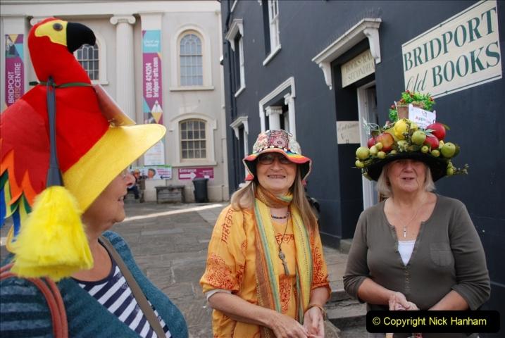 2019-09-07 Bridport Hat Festival. (226) 226
