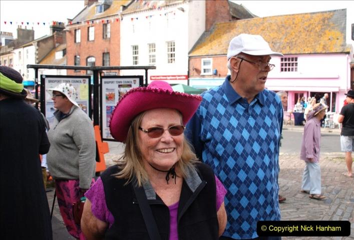2019-09-07 Bridport Hat Festival. (229) 229