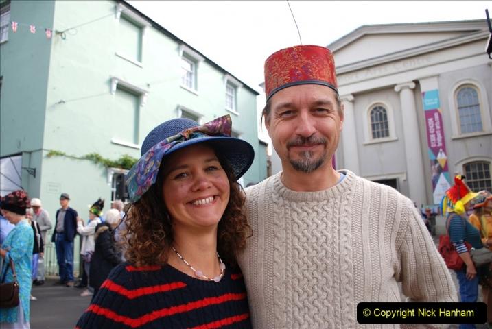 2019-09-07 Bridport Hat Festival. (230) 230