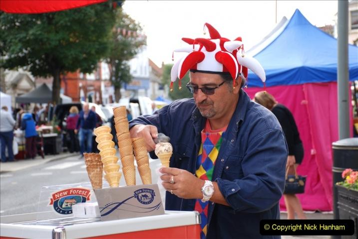 2019-09-07 Bridport Hat Festival. (236) 236