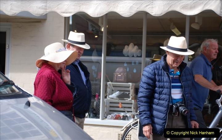 2019-09-07 Bridport Hat Festival. (239) 239