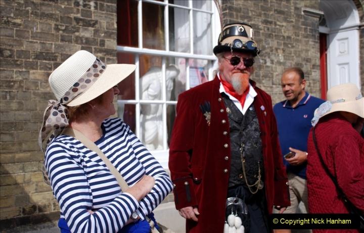2019-09-07 Bridport Hat Festival. (240) 240