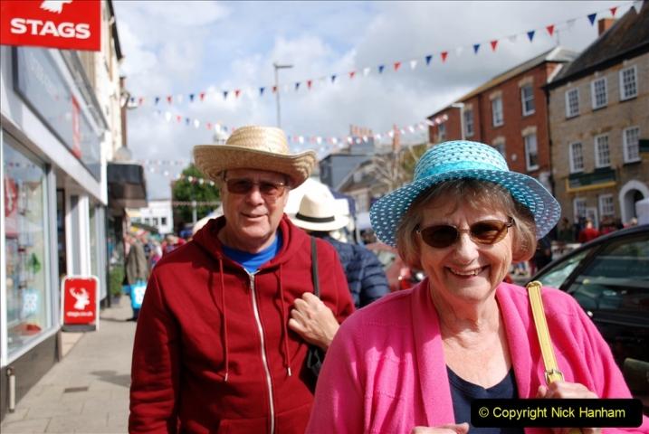 2019-09-07 Bridport Hat Festival. (242) 242