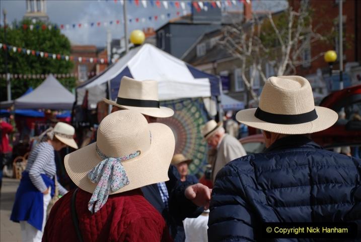 2019-09-07 Bridport Hat Festival. (243) 243
