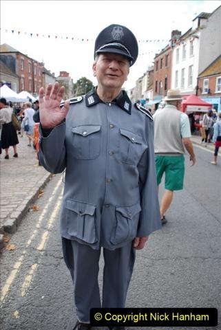 2019-09-07 Bridport Hat Festival. (245) 245