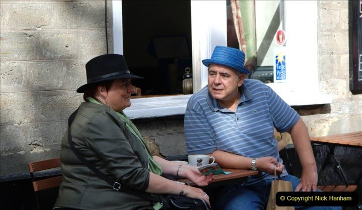 2019-09-07 Bridport Hat Festival. (248) 248