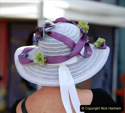 2019-09-07 Bridport Hat Festival. (250) 250