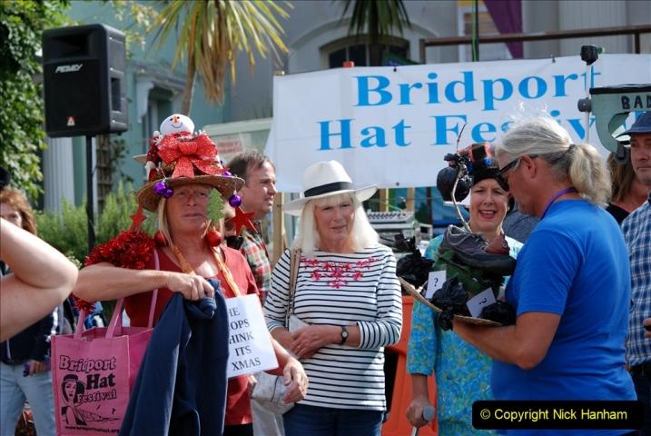 2019-09-07 Bridport Hat Festival. (251) 251