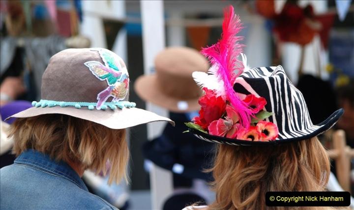2019-09-07 Bridport Hat Festival. (252) 252