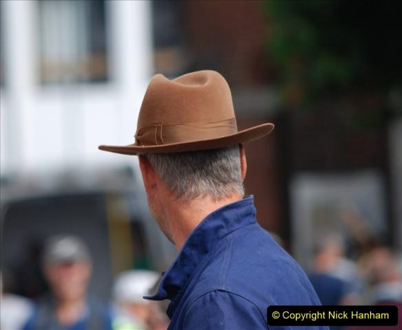 2019-09-07 Bridport Hat Festival. (253) 253