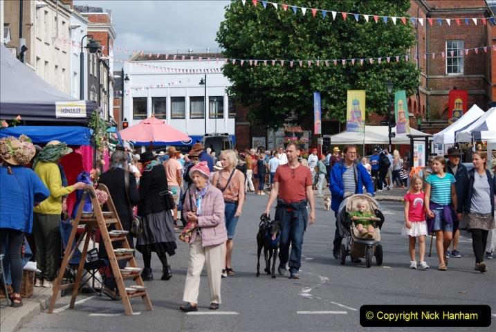 2019-09-07 Bridport Hat Festival. (259) 259