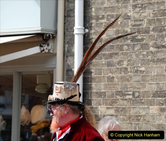 2019-09-07 Bridport Hat Festival. (260) 260