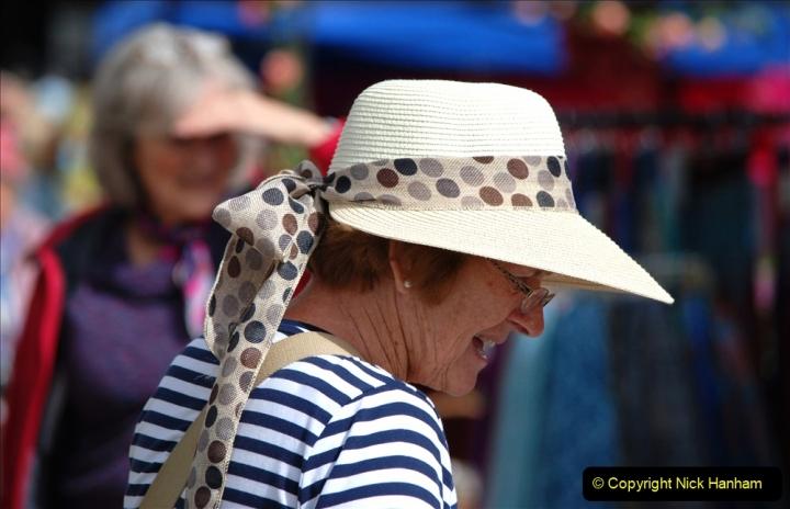 2019-09-07 Bridport Hat Festival. (262) 262