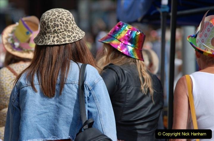2019-09-07 Bridport Hat Festival. (263) 263