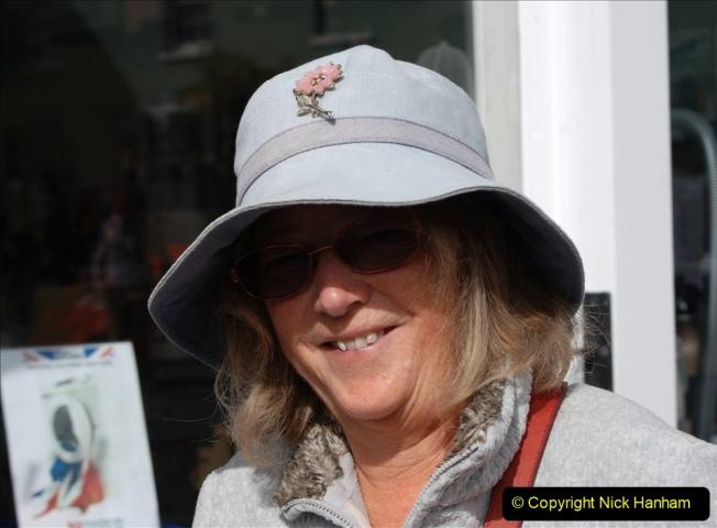 2019-09-07 Bridport Hat Festival. (265) 265
