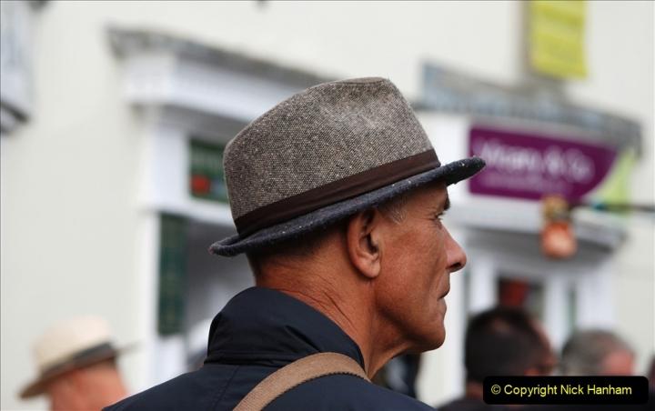 2019-09-07 Bridport Hat Festival. (266) 266