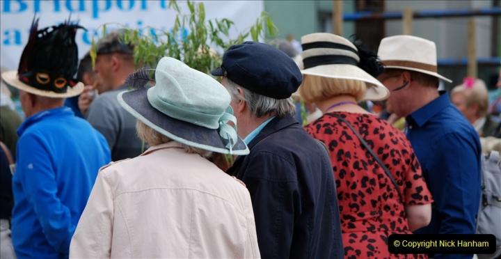 2019-09-07 Bridport Hat Festival. (267) 267