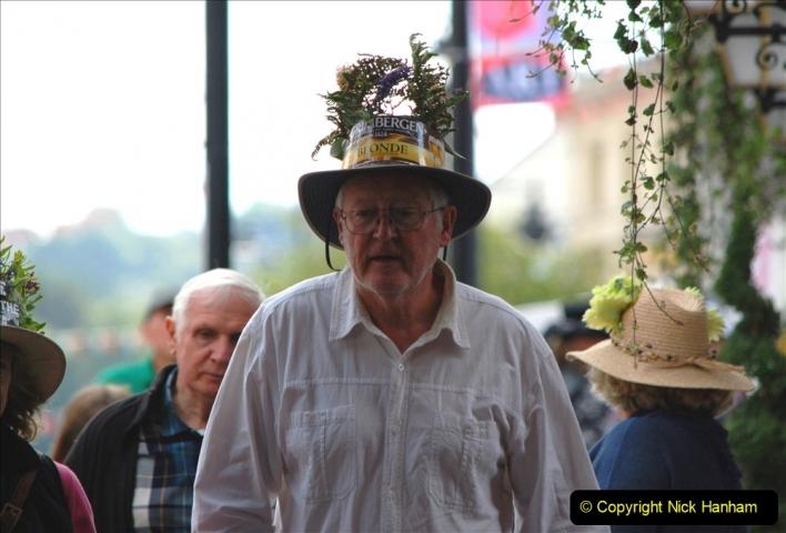 2019-09-07 Bridport Hat Festival. (271) 271