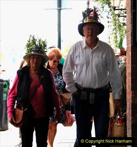 2019-09-07 Bridport Hat Festival. (272) 272