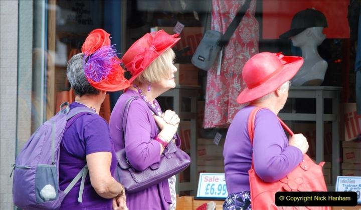 2019-09-07 Bridport Hat Festival. (274) 274