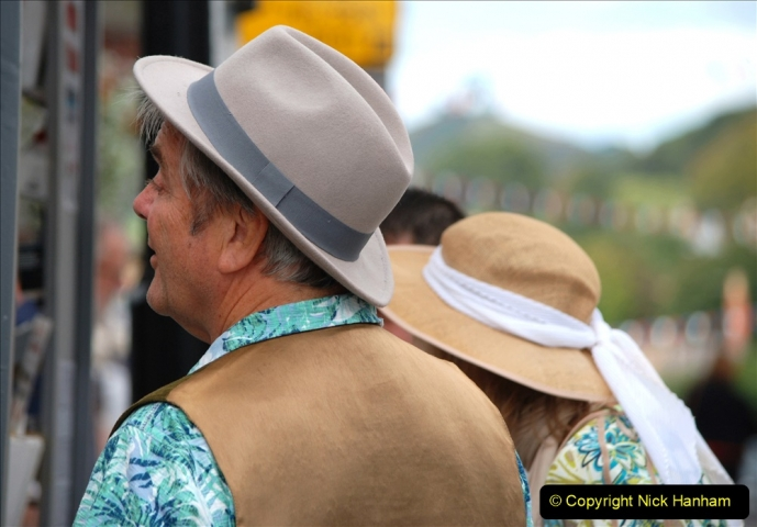 2019-09-07 Bridport Hat Festival. (276) 276