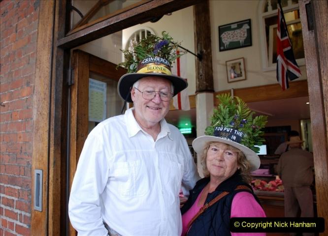 2019-09-07 Bridport Hat Festival. (282) 282