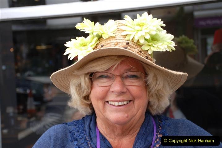2019-09-07 Bridport Hat Festival. (283) 283