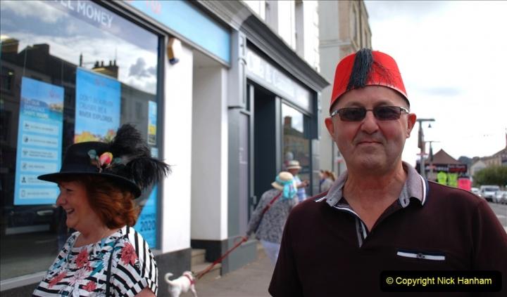 2019-09-07 Bridport Hat Festival. (287) 287