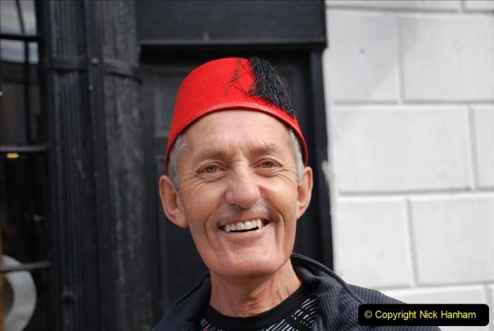 2019-09-07 Bridport Hat Festival. (289) 289