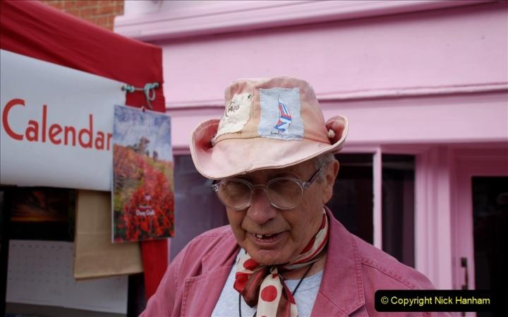 2019-09-07 Bridport Hat Festival. (29) 029