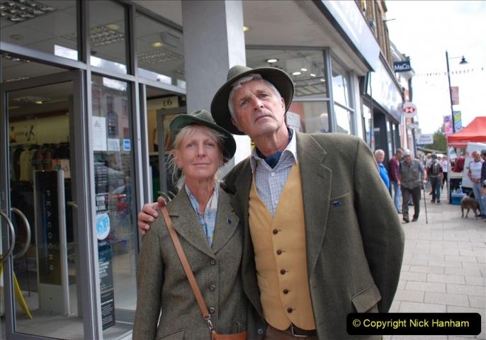 2019-09-07 Bridport Hat Festival. (291) 291